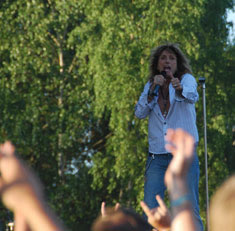David Coverdale i Whitesnake