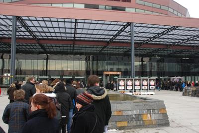 naturlig fnask dansa i Malmö